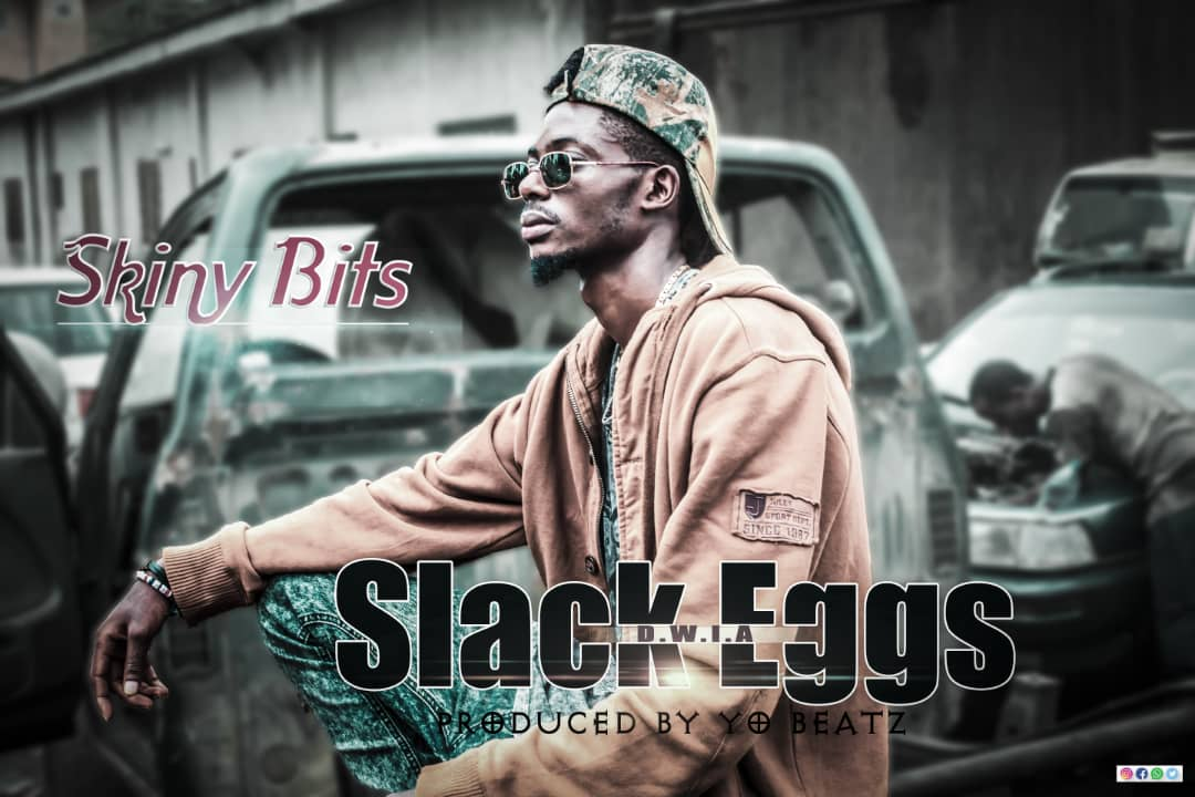 "Listen to ""Slack eggs"" by one of limbe's finest Skiny bits."